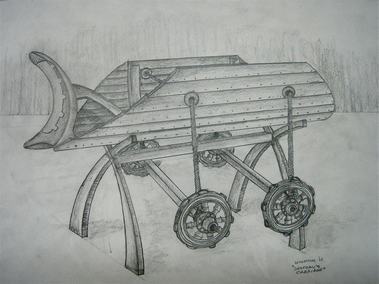 Shotoku's Carriage image 6