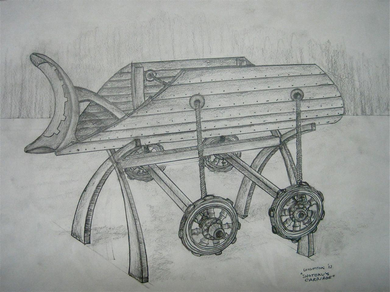 Shotoku's Carriage image 6